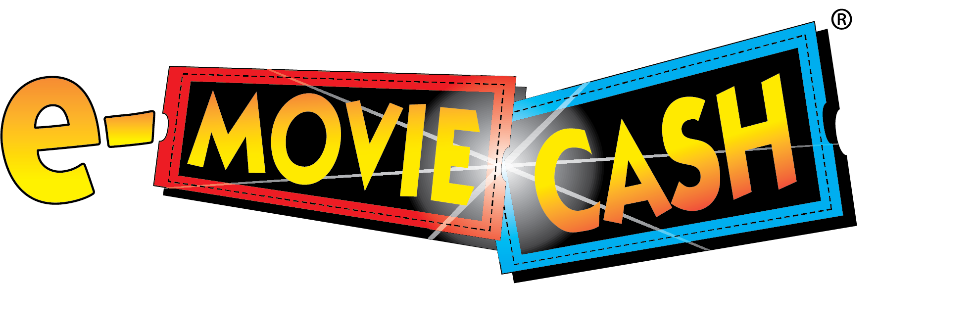 e-Movie Cash Logo 4C