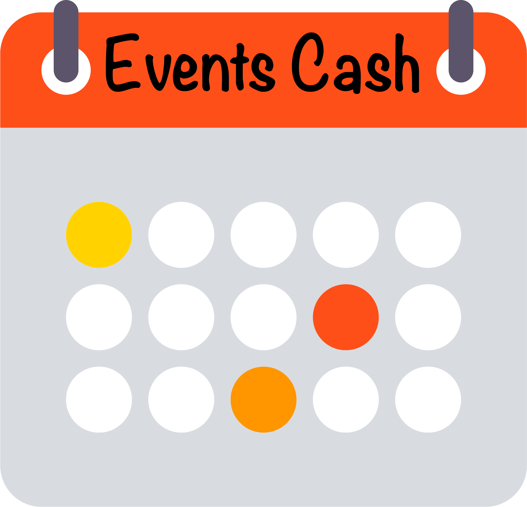 events cash