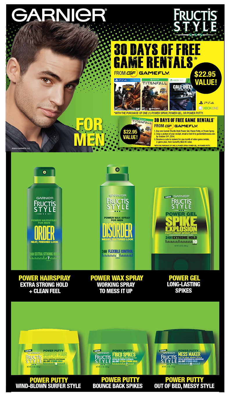 """garnier fructis direct marketing This will also be through the likes of its upcoming garnier nutrisse campaign in  the second half of 2015 which pile says will involve a """"hair."""