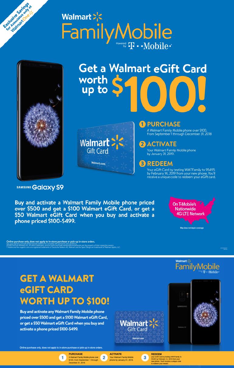 Walmart Family Mobile Rewards Program – TPG Rewards